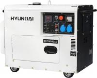 Генератор дизельний HYUNDAI DHY 6000 SE